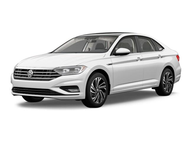 2020 Volkswagen Jetta 1.4T SEL Premium w/ULEV Sedan 3VWGB7BU3LM027421