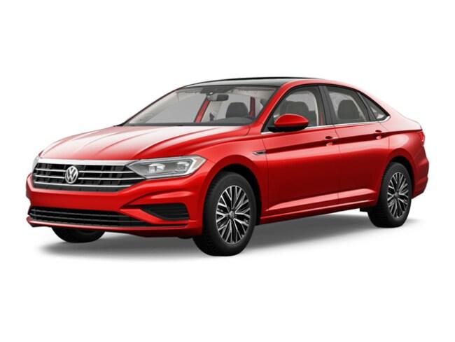 New 2020 Volkswagen Jetta 1.4T SE w/ULEV Sedan for sale in Danbury, CT