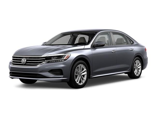 New 2020 Volkswagen Passat 2.0T S Sedan in Honolulu Area