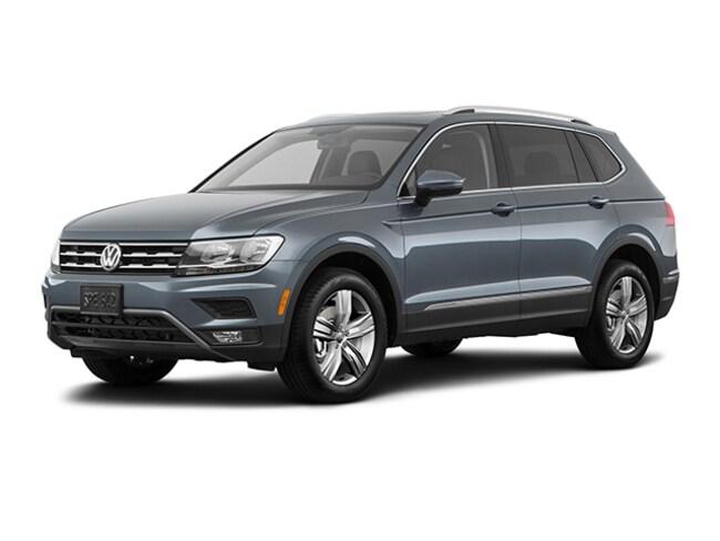2020 Volkswagen Tiguan SEL Sport Utility