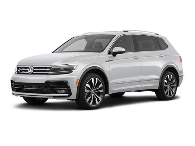 2020 Volkswagen Tiguan 2.0T SEL Premium R-Line SUV