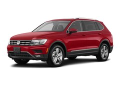 New 2020 Volkswagen Tiguan 2.0T SEL 4MOTION SUV in Steubenville, OH