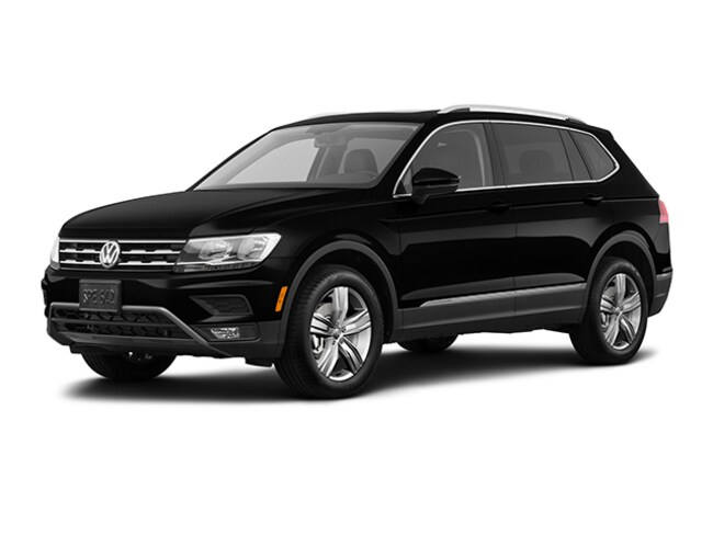 New 2020 Volkswagen Tiguan 2.0T SEL 4MOTION SUV for sale in Lynchburg, VA