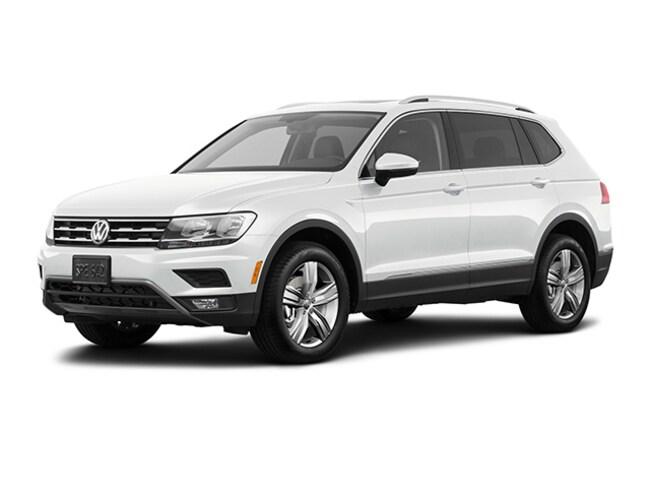 2020 Volkswagen Tiguan 2.0T SEL SUV