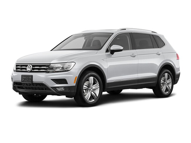 New 2020 Volkswagen Tiguan 2.0T SEL 4MOTION SUV For Sale in Mohegan Lake, NY