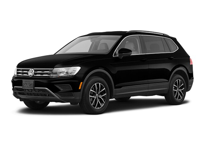 New 2020 Volkswagen Tiguan 2.0T SE 4MOTION SUV For Sale in Mohegan Lake, NY