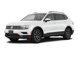 New 2020 Volkswagen Tiguan 2.0T SUV for sale in Lebanon, NH at Miller Volkswagen