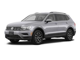 2020 Volkswagen Tiguan 2.0T SE 4MOTION SUV