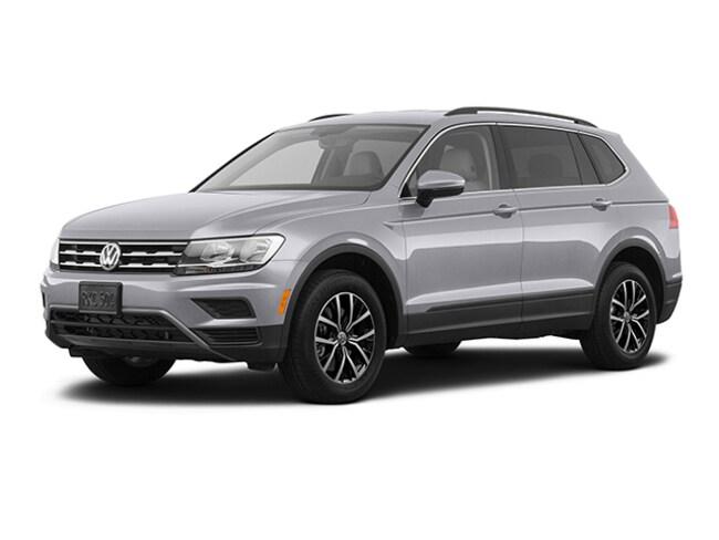 New 2020 Volkswagen Tiguan 2.0T SE 4MOTION SUV for sale in Auburn, MA
