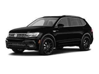2020 Volkswagen Tiguan SE R-Line Black SUV