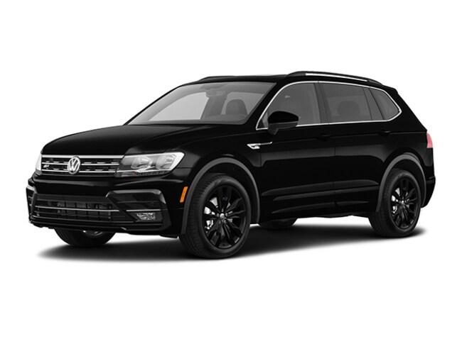 2020 Volkswagen Tiguan SE R-Line Black 2.0T SE R-Line Black 4MOTION