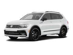 New 2020 Volkswagen Tiguan 2.0T SE R-Line Black SUV F20105487 in Cicero, NY