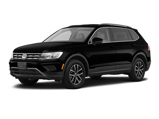 New 2020 Volkswagen Tiguan SE SUV in Columbia, SC
