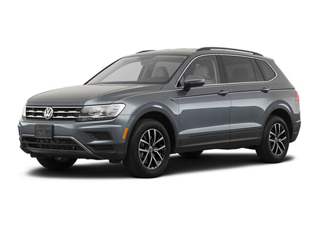 New 2020 Volkswagen Tiguan SE SUV in Honolulu Area
