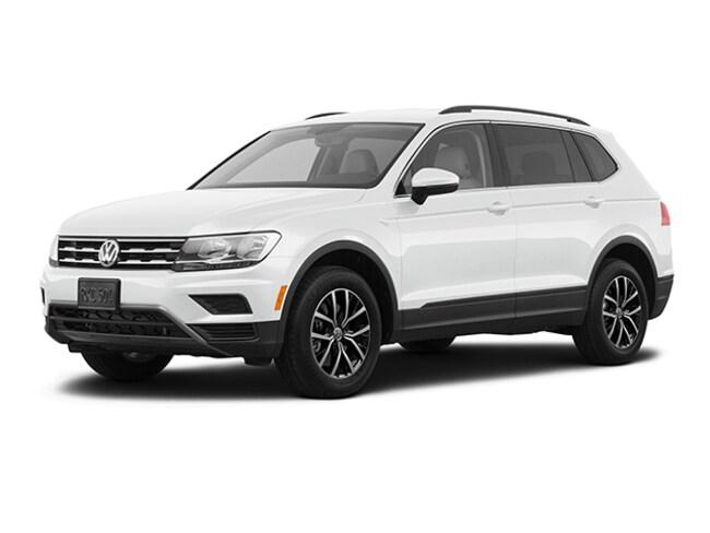 New 2020 Volkswagen Tiguan SE SUV in Honolulu Area