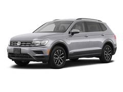 New 2020 Volkswagen Tiguan 2.0T SE SUV for Sale in Greenville, NC, at Joe Pecheles Volkswagen