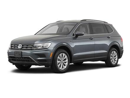 2020 Volkswagen Tiguan S Sport Utility