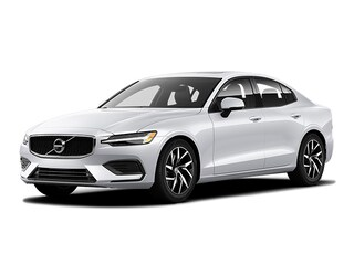 New 2020 Volvo S60 T5 Momentum Sedan in Sacramento