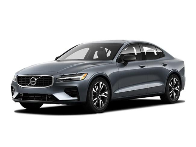 2020 Volvo S60 T6 R-Design Sedan
