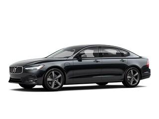 New 2020 Volvo S90 Hybrid T8 R-Design Sedan Los Angeles California