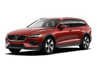New 2020 Volvo V60 Cross Country T5 Wagon Norwood, MA