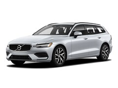New 2020 Volvo V60 T5 Momentum Wagon VX20029 in Culver City, CA