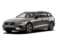 New 2020 Volvo V60 T5 R-Design Wagon YV1102EM9L2350287 for Sale in Charlotte, NC at Volvo Cars Charlotte