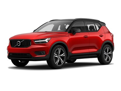 New 2020 Volvo Xc40 For Sale