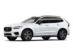 New  2020 Volvo XC60 Hybrid T8 R-Design SUV YV4BR0DM6L1526897 for Sale in Chico, CA at Courtesy Volvo Cars of Chico