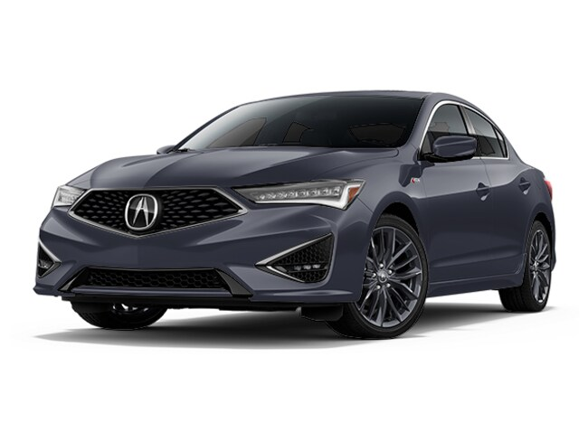 2021 Acura ILX with Premium and A-Spec Package Sedan