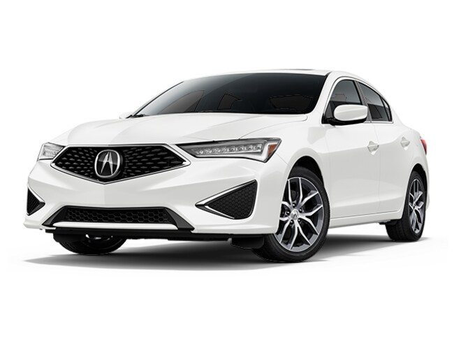 New 2021 Acura ILX with Premium Sedan Tustin