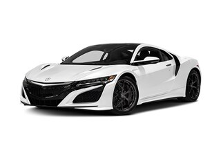 2021 Acura NSX Coupe