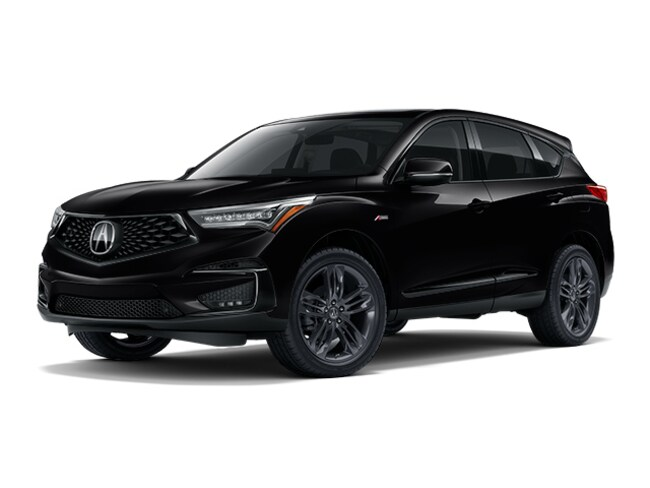 New 2021 Acura RDX SH-AWD with A-Spec Package SUV Tustin