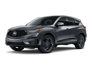 New 2021 Acura RDX SH-AWD with A-Spec Package SUV in Sylvania, OH