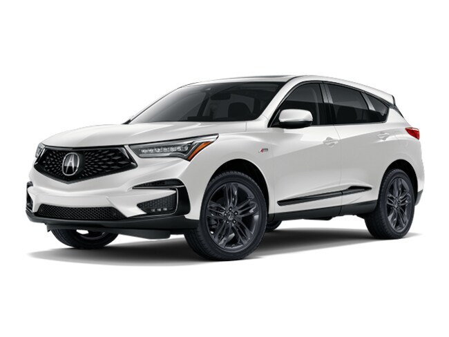 New 2021 Acura RDX SH-AWD with A-Spec Package SUV in Ardmore PA