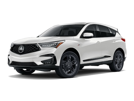 2021 Acura RDX SH-AWD with A-Spec Package SH-AWD w/A-Spec Package