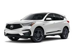 New 2021 Acura RDX SH-AWD with A-Spec Package SUV Buffalo, NY