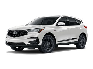 New 2021 Acura RDX SH-AWD with A-Spec Package SUV in Fairfield, CA