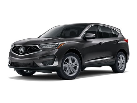 2021 Acura RDX with Advance Package FWD w/Advance Package
