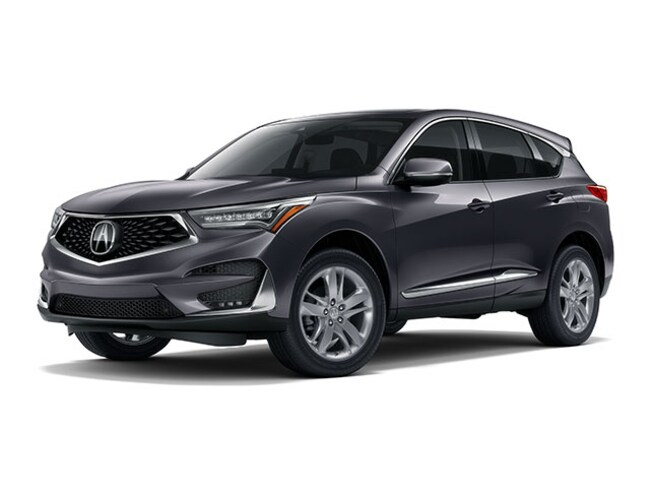 New 2021 Acura RDX SH-AWD with Advance Package SUV Tustin