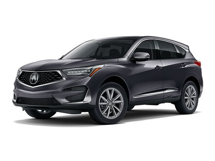 New 2021 Acura RDX with Technology Package Sport Utility for sale near Little Rock AR