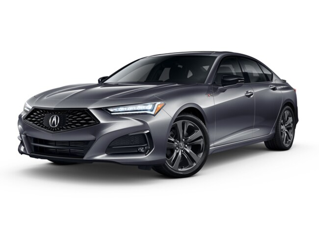 New 2021 Acura TLX with A-Spec Package Sedan Temecula