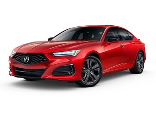 New 2021 Acura TLX A-Spec Package Sedan