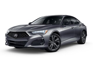 2021 Acura TLX SH-AWD with A-Spec Package Sedan