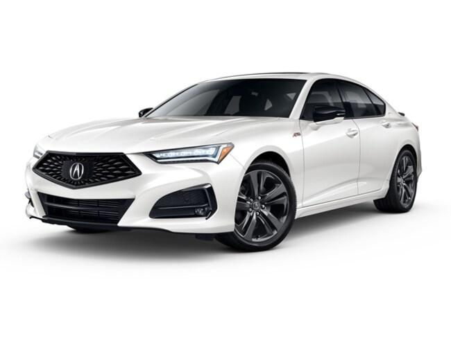 New 2021 Acura TLX SH-AWD with A-Spec Package Sedan in Ardmore PA