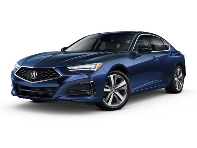 New 2021 Acura TLX with Advance Package Sedan Tustin