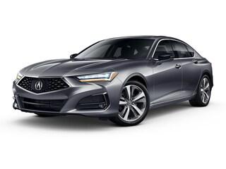 New 2021 Acura TLX with Advance Package Sedan Honolulu, HI