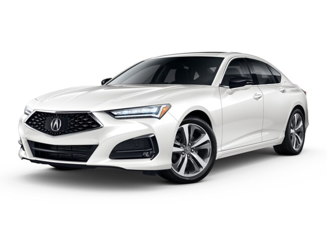 New 2021 Acura TLX SH-AWD with Advance Package Sedan Tustin