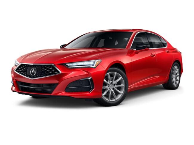 New 2021 Acura TLX SH-AWD Sedan Tustin