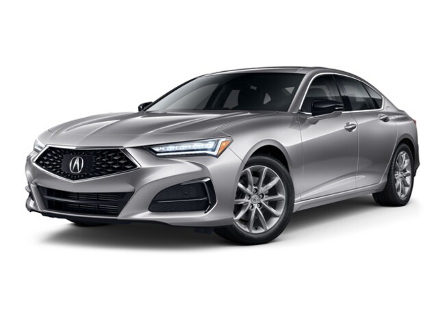 New 2021 Acura TLX Base Sedan Tustin